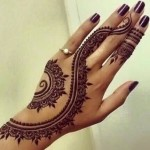 Mehandi Designs for Ladies