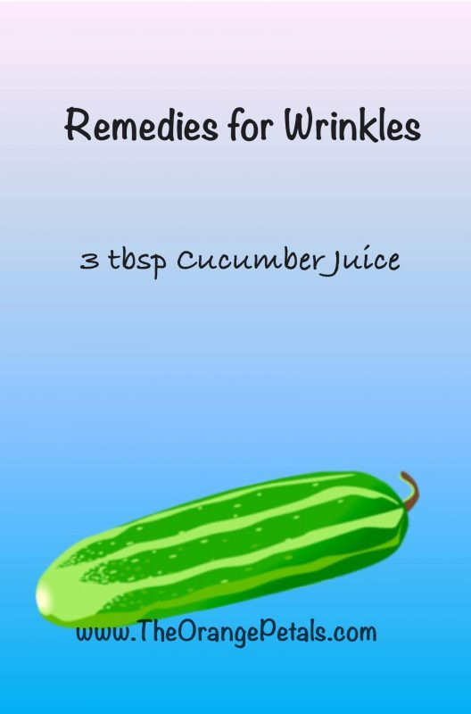remedies for wrinkles