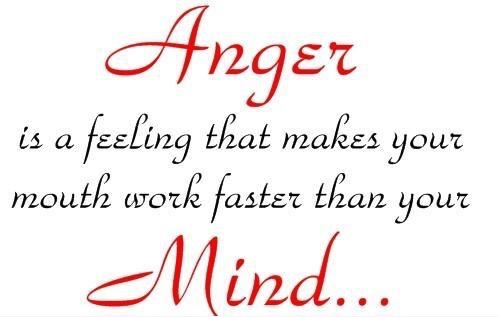 how to control anger in a romantic relationship