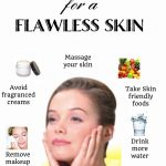 10 Daily skin care tips for a flawless skin and face