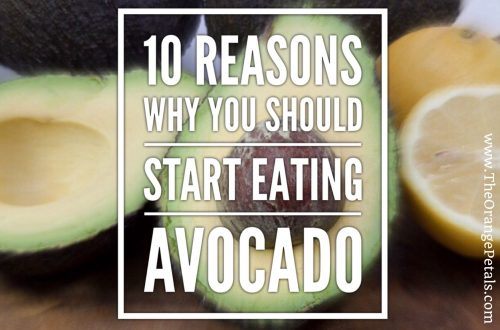 10 reasons why you should start eating Avocado