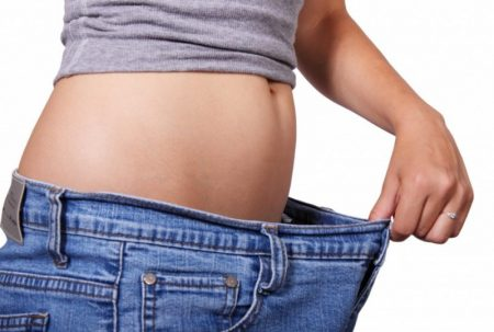 Say no to sudden weightloss
