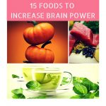 15 Foods To Naturally Increase Your Brain Power